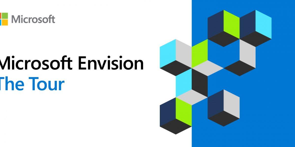 Microsoft Envision The Tour